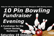 Image for event: 10 Pin Bowling Fundraiser