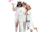 Image for event: Murder On the High Seas