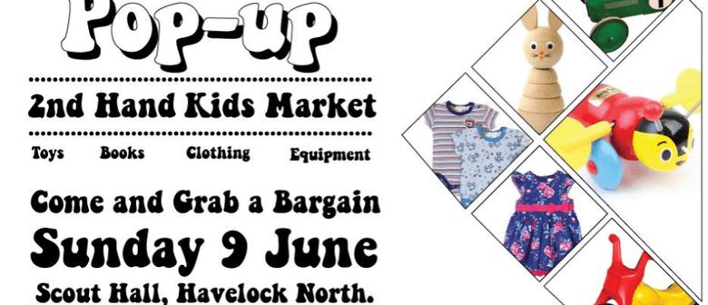Pop-up Kids Market