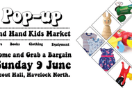 Pop-up Kids Market