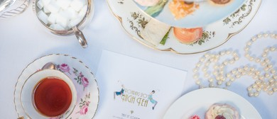 Queen's Birthday High Tea