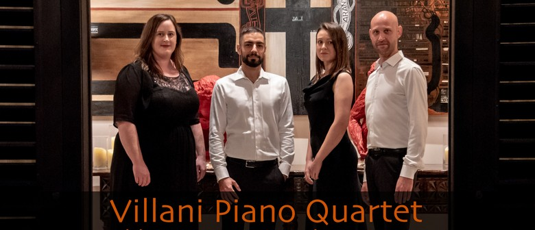 Villani Piano Quartet by Candlelight