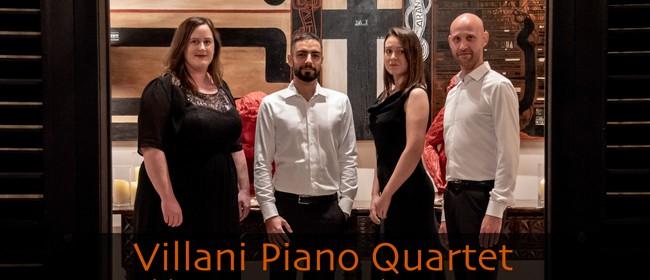 Villani Piano Quartet by Candlelight