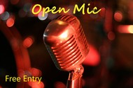 Image for event: Open Mic Poetry