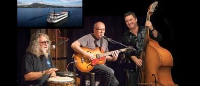 Rotorua Blues Festival Blues Cruise - Mike Garner Trio