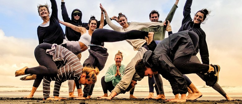 200 Hour Hatha Vinyasa Yoga Teacher Training
