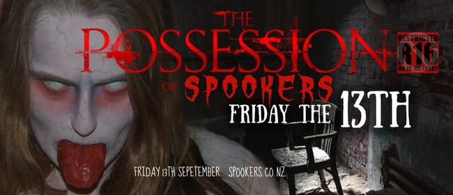 The Possession of Spookers- Friday the 13th September