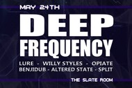 Image for event: Deep Frequency