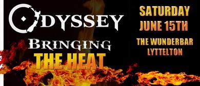 ODYSSEY - Bringing the Heat