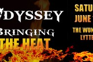 Image for event: ODYSSEY - Bringing the Heat