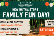 Image for event: New Store Family Fun Day
