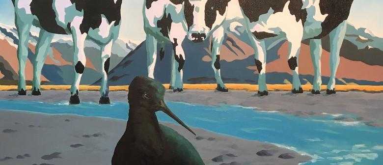 Paul Gadsby - Eco-Political Bird Paintings: Exhibition &Talk
