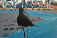 Image for event: Paul Gadsby - Eco-Political Bird Paintings: Exhibition &Talk