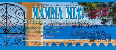 Musical Theatre: Mamma Mia