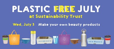 DIY Beauty Products for Plastic Free