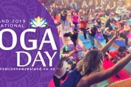 Yoga Day 2019 with Nikki Ralston & Samantha Doyle