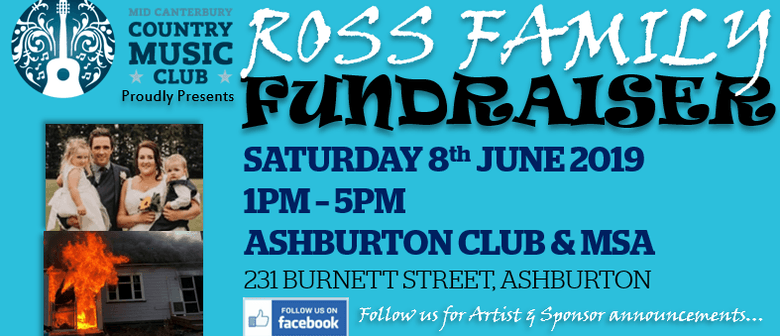 Mid Canterbury CMC - Ross Family Fundraiser