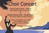 Image for event: Hawaiian Choir & Global Voices Choir Concert