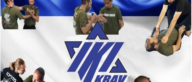 Israeli Krav International Self Defence Seminar