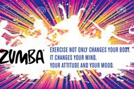Image for event: Zumba Fitness with Del