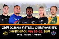Image for event: 2019 TTR Oceania Fistball Championships