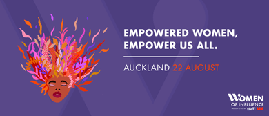 Women of Influence - Auckland Speaker Series