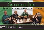 Image for event: Seanachie Irish Band