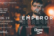 Image for event: Emperor (UK)