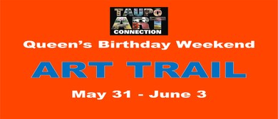 Taupo Art Connection Queen's Birthday Weekend Art Trail