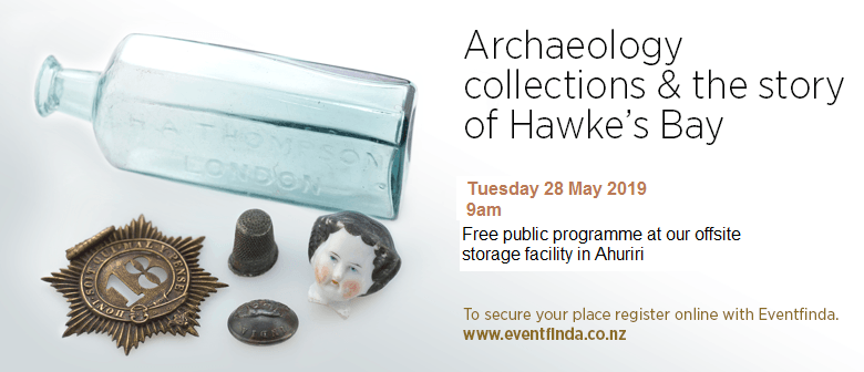 Behind the Scenes-Archaeology Collections & the Story of HB