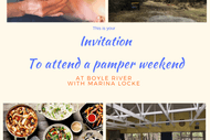 Image for event: Pamper Weekend