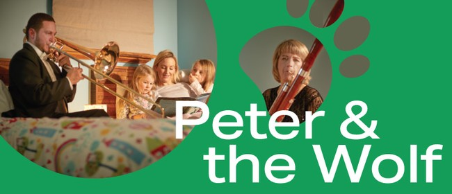CSO in association with Eliot Sinclair: Peter & the Wolf