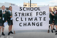 Image for event: School Strike for Climate Change