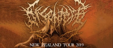 Disentomb New Zealand Tour - Wellington