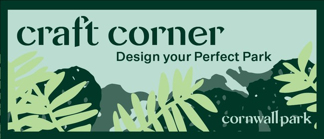 Craft Corner: Design Your Perfect Park Competition