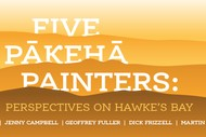Exhibition Tour: Five Pākehā Painters