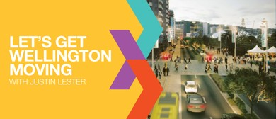 Let's Get Wellington Moving with Justin Lester