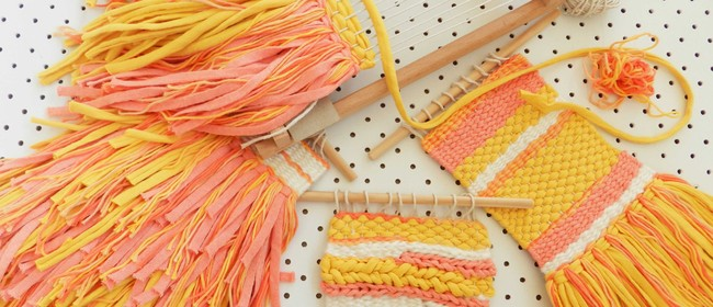 Contemporary Weaving Workshop with Jodie Wilson