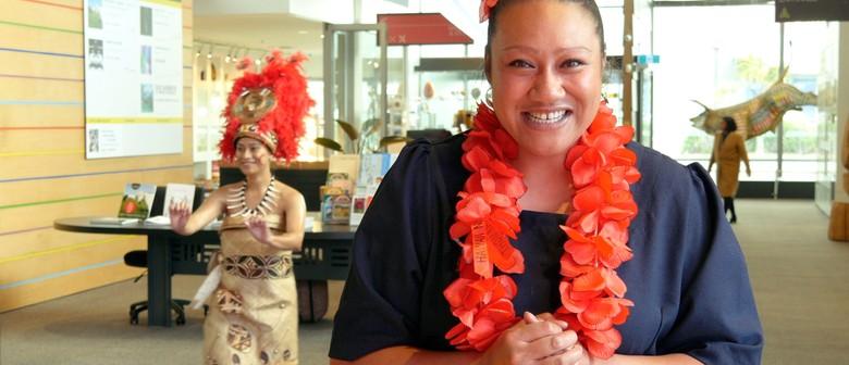 Samoa Language Week Flag Raising