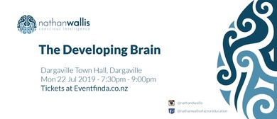 The Developing Brain - Dargaville: CANCELLED