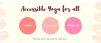 Accessible Yoga for All - Beginner Level
