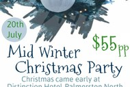 Image for event: Mid Winter Christmas Party