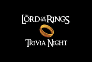 Image for event: Lord of the Rings Trivia Night