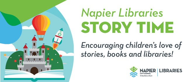 Napier Library Storytime