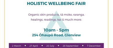 Tauora Holistic Well-Being Fair