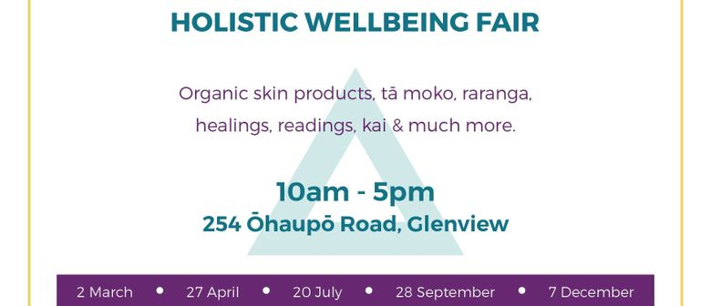 Tauora Holistic Well-Being Fair