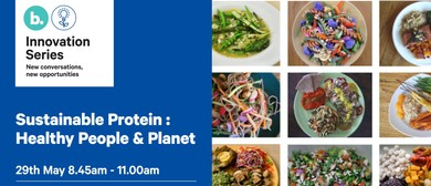 Sustainable Protein: Healthy People & Planet