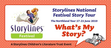 Storylines National Festival Story Tour - What's My Story?