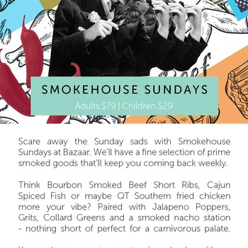 Smokehouse Sundays