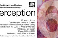 Image for event: Perception 6 - New Members Exhibition